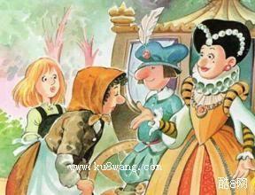 三个纺纱女